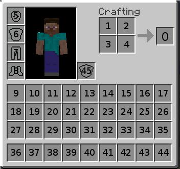 slots minecraft